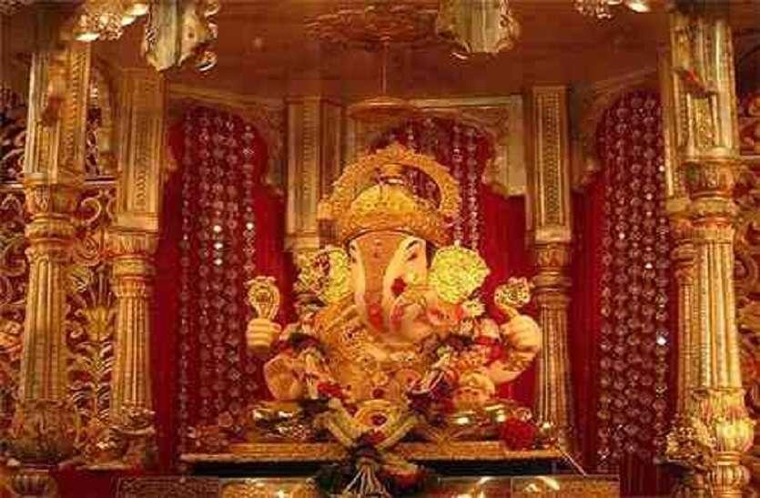 Ganesh Chaturthi 2020: world famous shri ganesh temple of india