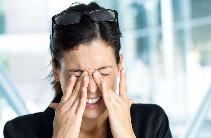 'वर्क फ्रॉम होम' में बढ़ी आंखों की 'ड्राइनैस', इन उपायों से पाएं निजात