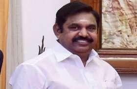 राजेन्द्र बालाजी ने इपीएस को मुख्यमंत्री पद का उम्मीदवार बताया