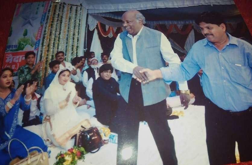 1986 में पहली बार छतरपुर आए थे मशहूर शायर राहत इंदौरी