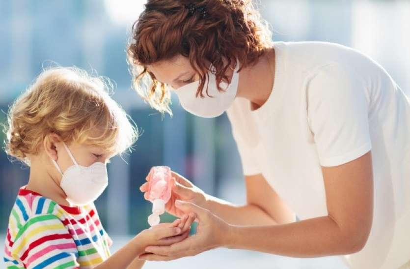 अमरीकी रिपोर्ट में खुलासा, जुलाई के अंतिम दो सप्ताह में 97 हजार बच्चे Corona Positive निकले