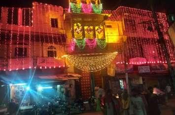 कृष्ण जन्माष्टमी : मेवाड़ में सांवरे के मंदिर सजे, यहां उमड़ती थी भीड़, जानिए कृृृृृष्ण के इन धामों को