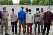यूपी के सहारनपुर में नशीली दवाइयां बेचने वाले आठ गिरफ्तार, पंजाब से जुड़े हैं यूपी के तार