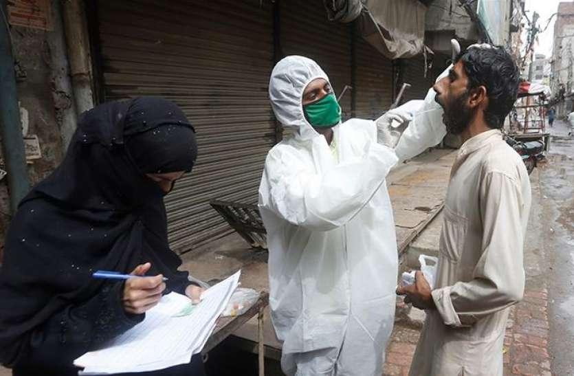 Pakistan में कोरोना वायरस का कहर जारी, मौत की संख्या पहुंची छह हजार के पार