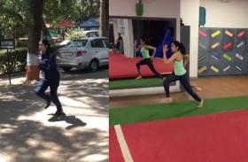 जाह्नवी कपूर ने शेयर की 'Gunjan Saxena: The Kargil Girl' से जुड़ी यादें, देखें तस्वीरें