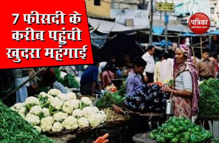 Food Price में इजाफा होने से Retail Inflation Rate  में इजाफा, जानिए कितनी हुई बढ़ोतरी