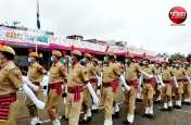 बांसवाड़ा में स्वाधीनता दिवस का जश्न मनाया, महामारी के साए में शान से तिरंगा फहराया, देखें वीडियो...