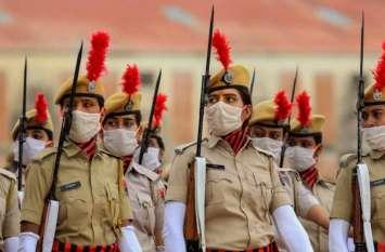 Independence Day: शहर में शान से लहराया स्वीधनता दिवस पर तिरंगा