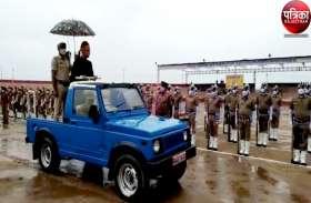 VIDEO : स्वाधीनता दिवस पर जिले में शान से लहराया तिरंगा