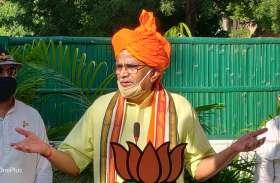 पीएम मोदी के आत्मनिर्भर भारत के सपने को साकार करने का संकल्प लें : ओम प्रकाश धनखड़