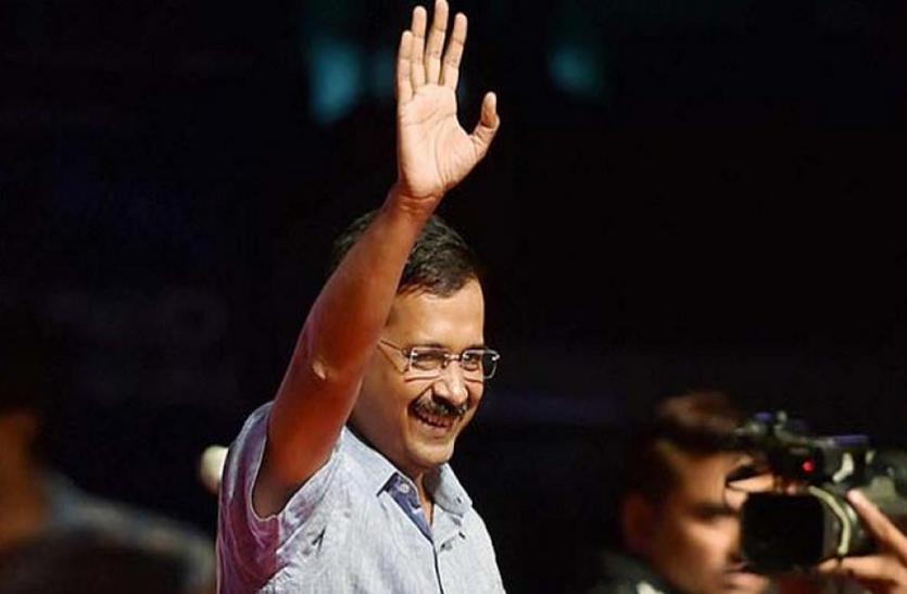 जन्मदिन पर CM Arvind Kejriwal को मिला अनोखा गिफ्ट, पूरा देश करेगा इस्तेमाल