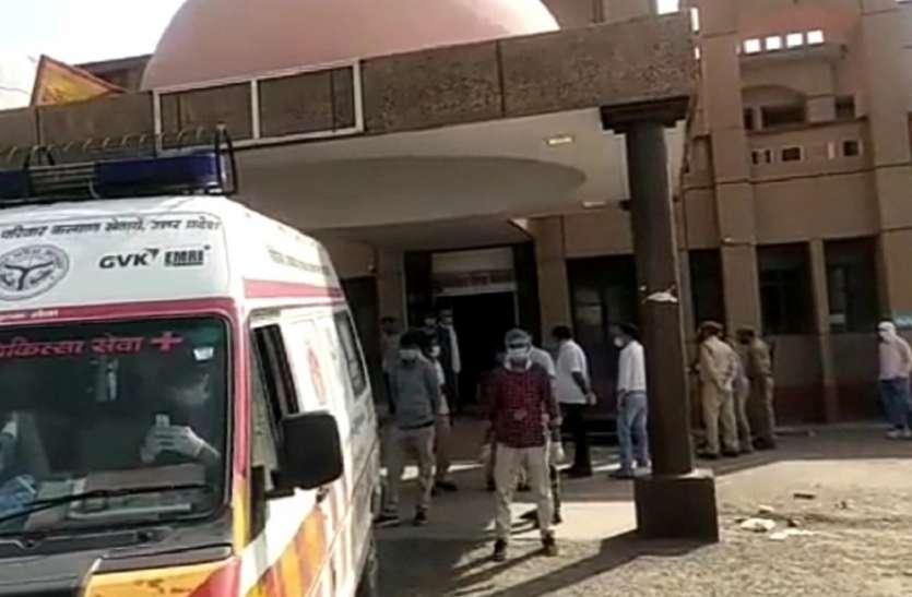 यहां फूटा कोरोना बम, कारागार कैदी, जिला अस्पताल एवं डीएम कार्यालय के कर्मी मिले संक्रमित