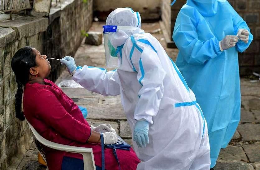 कोरोना का 'साइलेंट अटैक': 52 लोगों की रिपोर्ट नेगेटिव, लेकिन फेफड़े 80 फीसदी हो चुके थे संक्रमित