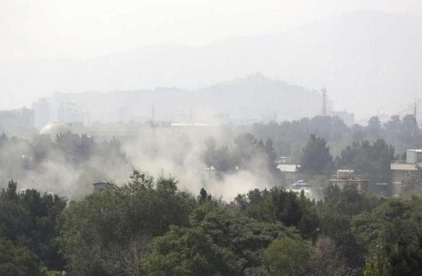 Afghanistan: स्वतंत्रता दिवस से एक दिन पहले राजधानी Kabul में रॉकेट से हमला, 10 घायल