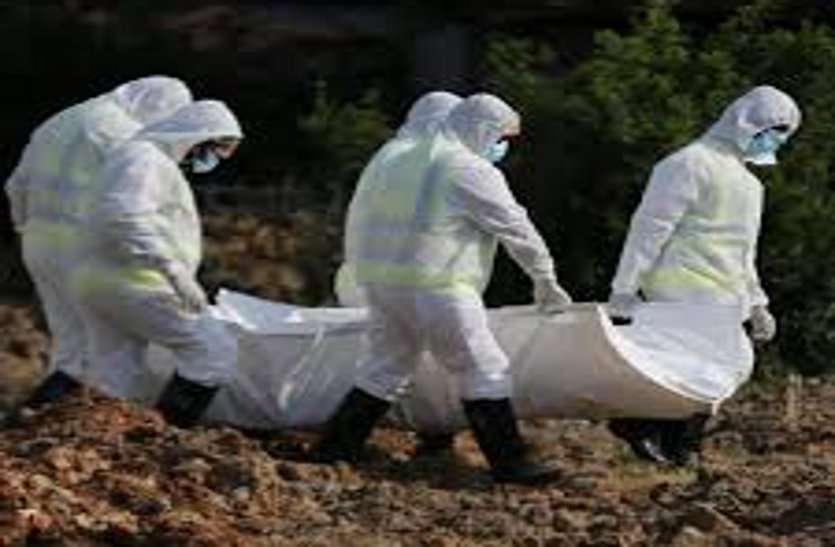 जगदलपुर: एक दिन में मिले 66 कोरोना पॉजिटिव, दो संक्रमित शव का हुआ अंतिम संस्कार