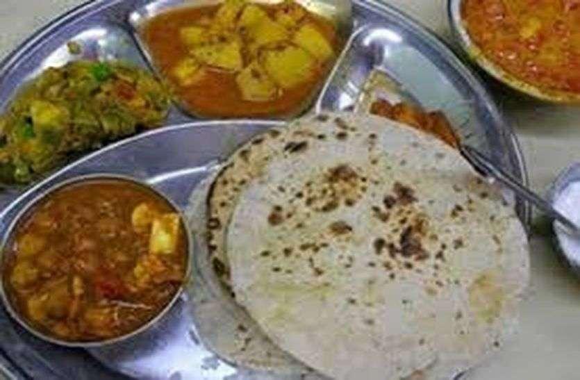प्रदेश भर के 213 नगरीय निकायों में गरीबों को 8 रुपए में पौष्टिक खाना
