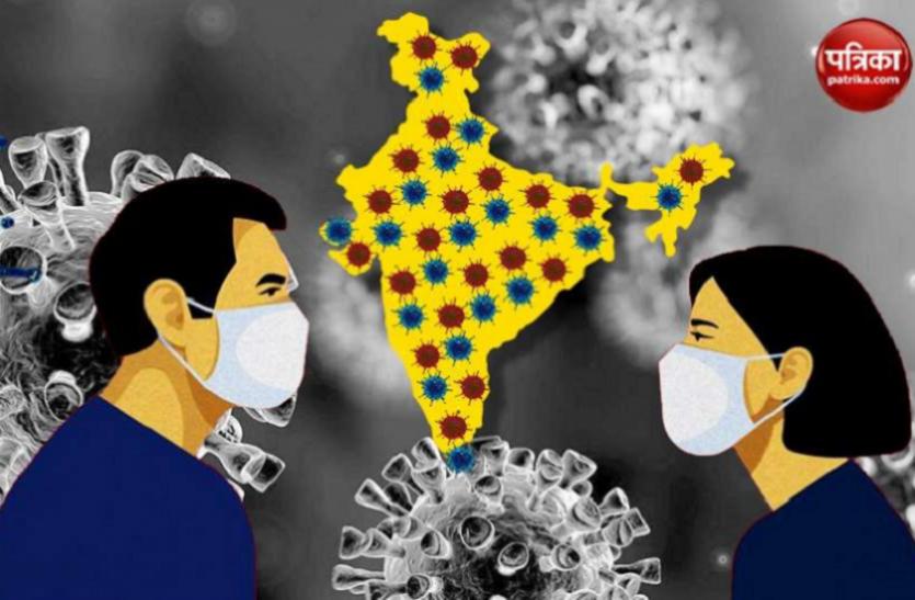 India में 29 और दिल्ली में 101 दिन में दोगुने हो रहे Coronavirus के मामले