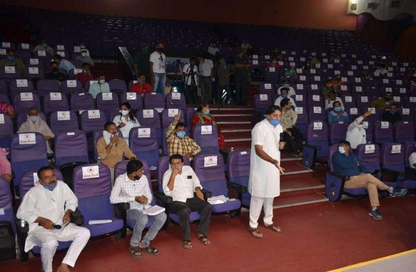 जामनगर मनपा की सामान्य सभा का भाजपा पार्षद ने किया बहिष्कार