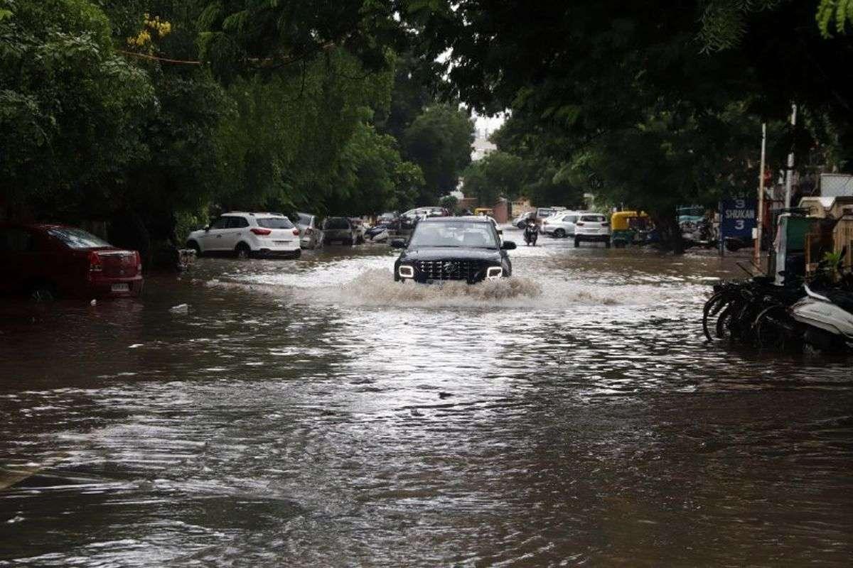 Gujarat Rain: गुजरात  में अब तक 88 फीसदी से ज्यादा बारिश