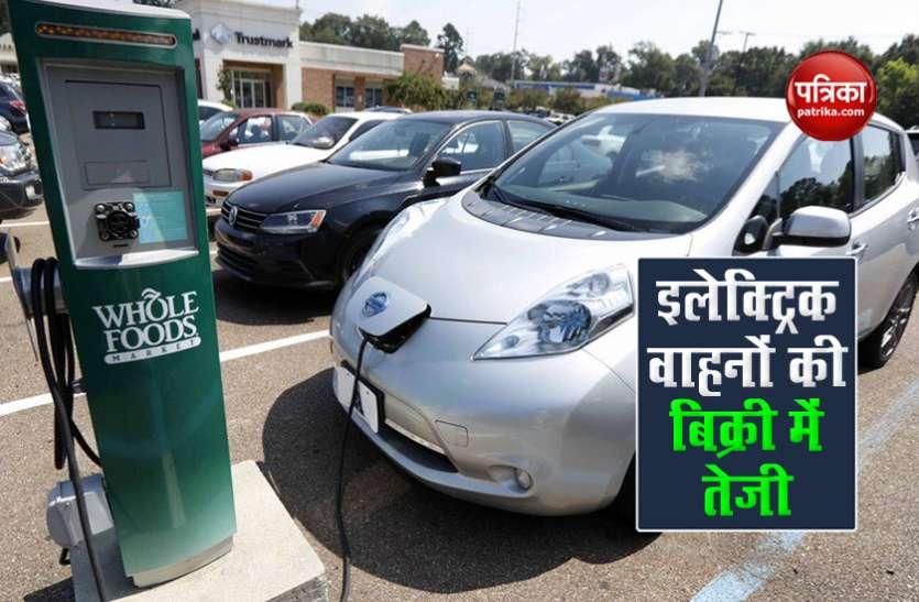 इलेक्ट्रिक वाहनों का बढ़ रहा है क्रेज, मुंबई में 3 साल में 1300 फीसदी की बढ़त