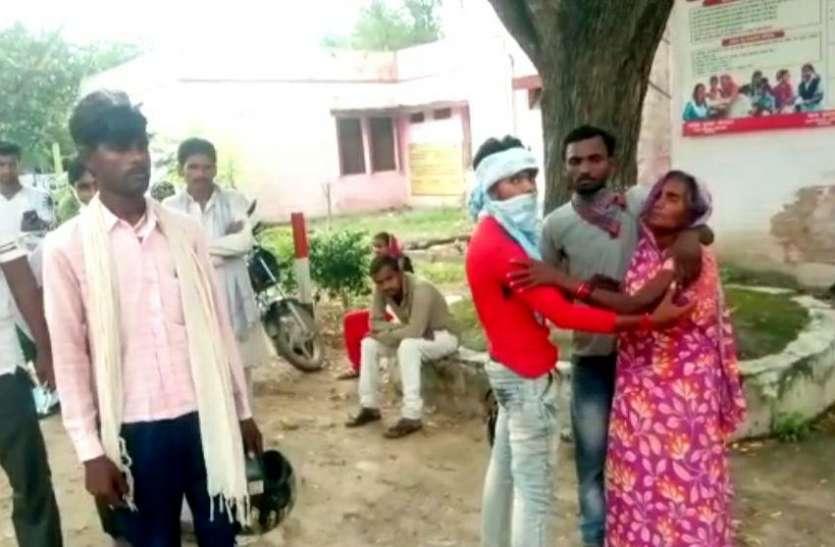 भीषण सड़क दुघर्टना, बेटी के लिये लड़का देखने जा रही मां और पिता को लेकर लौट रहे बेटे की मौत