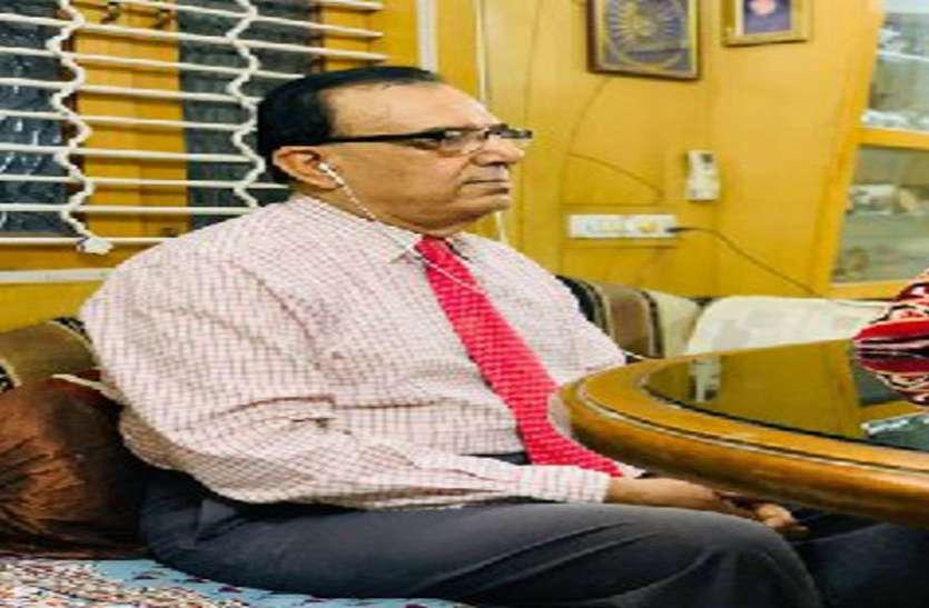 Ahmedabad News : कोरोना का 90 प्रतिशत असर फेफड़ों पर : डॉ. रावल