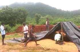 मालामाल बनने की अफवाह ने ग्रामीणों की अच्छी-खासी मेहनत करा दी
