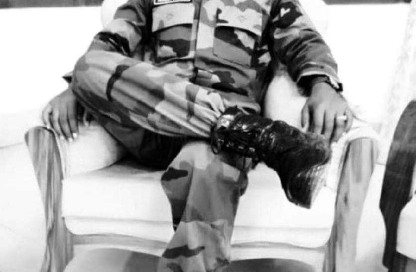 भारत-चीन बॉर्डर पर तैनात सेना के जवान की इलाज के दौरान अस्पताल में मौत