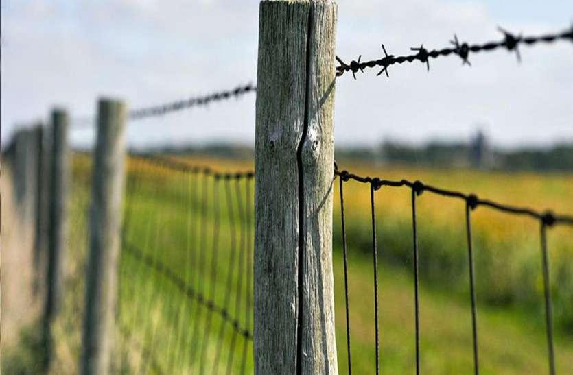 अब जानवर खेत में जाएंगे, तो तगड़ा झटका खाएंगे! किसान ने सोलर झटका नाम की बनाई मशीन