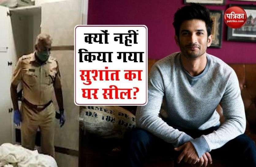 Pavitra Rishta में Sushant के पिता का किरदार निभाने वाले अभिनेता ने मुंबई पुलिस की जांच पर उठाए सवाल, बोलें- 'मौत के बाद फ्लैट क्यों नहीं हुआ सील'
