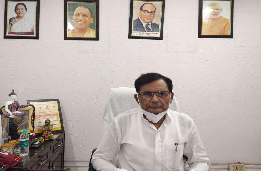 सपा-बसपा और कांग्रेस ने ठगाः डॉ. निर्मल