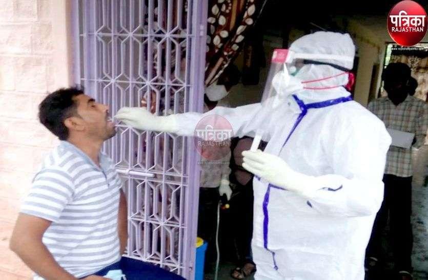 सोजत में कोरोना से एक की मौत, जिले में मिले 23 नए संक्रमित