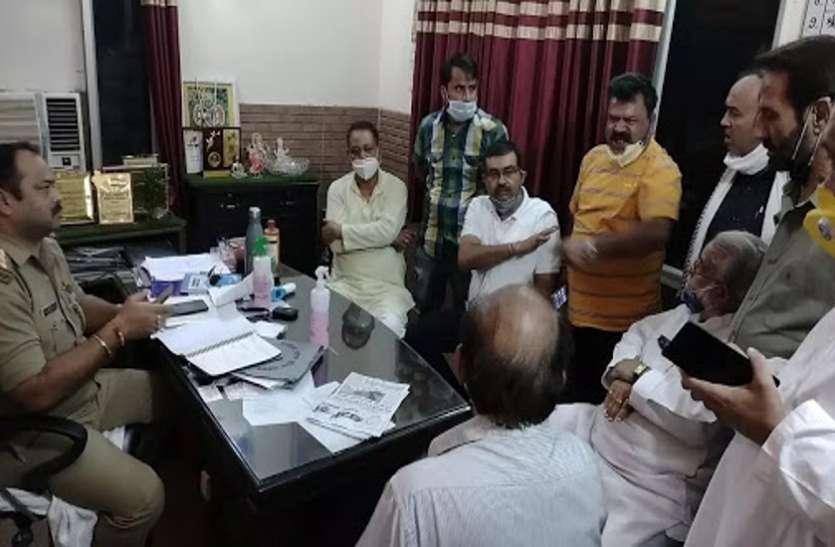 BJP विधायक के भतीजे को दबंगई दिखाना पड़ा भारी, लॉकडाउन में डेयरीखोली तो पुलिस ने खिलाईहवालातहवा
