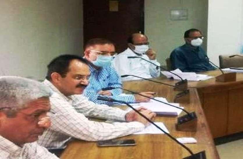 जिला कलक्टर जयपुर ने निगम अधिकारियों को दिया ऐसा निर्देश