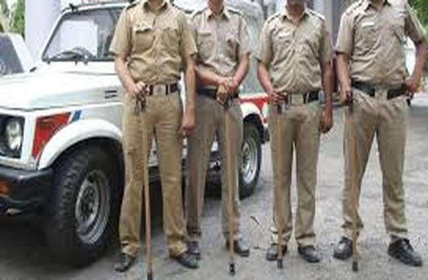 राजस्थान में पुलिसकर्मियों ने सोशल मीडिया पर चलाया आंदोलन, विधायकों के पत्र हो रहे वायरल