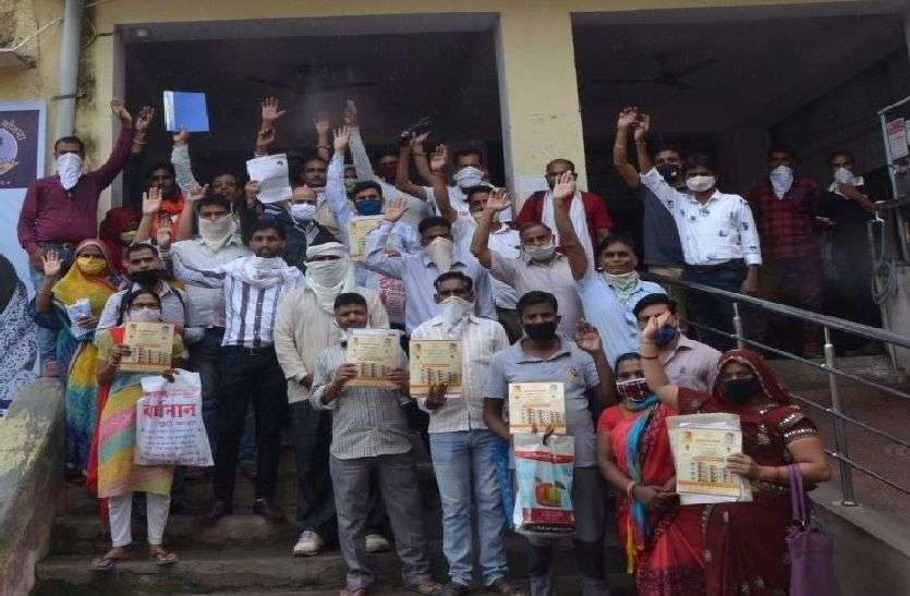 किशनगढ़ में दो साल बाद भी फ्लैट का इंतजार, आवेदनकत्र्ताओं ने जताई नाराजगी