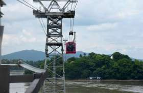 देश के सबसे लंबे रोपवे की रोमांचक सवारी करनी है तो गुवाहाटी जाना होगा