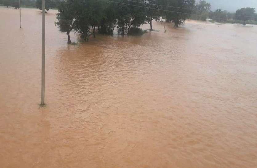 मुख्यमंत्री आज करेंगे बाढ़ प्रभावित क्षेत्रों का सर्वे
