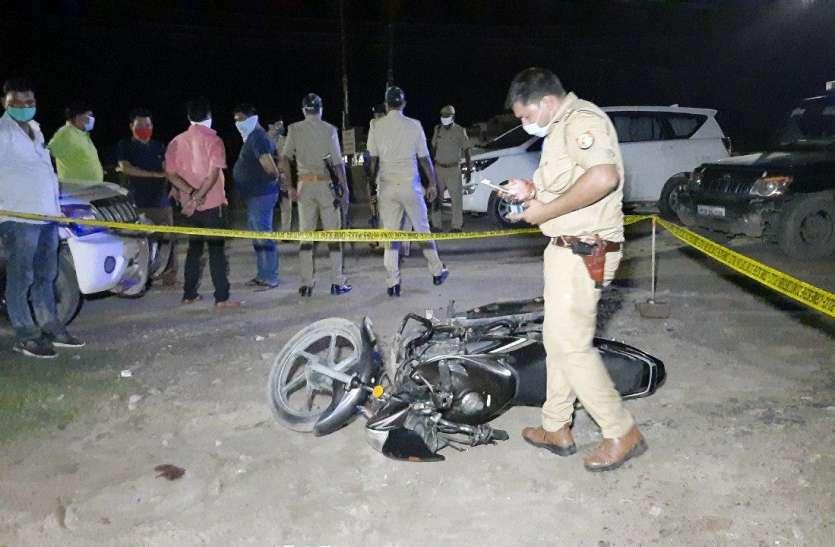 बनारस के टाॅप टेन अपराधी अशोक यादव को चंदौली पुलिस ने मुठभेड़ में किया गिरफ्तार, साथी फरार