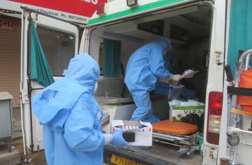 देवली नगर पालिका के  तीन कर्मचारी सहित शहर में एक साथ 12 कोरोना संक्रमित पाएं