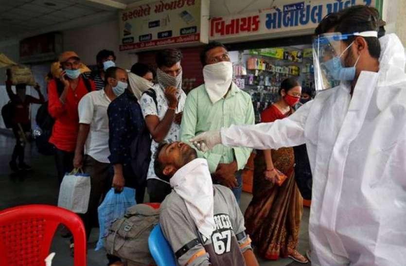 देश में Coronavirus के मामले 31 लाख के पार, 26 प्रतिशत मामले बीते हफ्ते में बढ़े