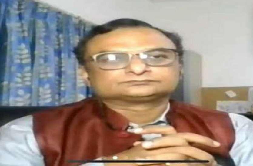 Ahmedabad News : 'कोरोना संक्रमण से बचाव के लिए मानसिक स्वस्थता बनाए रखना जरूरी'