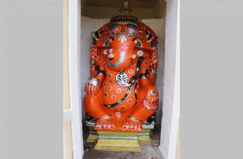 जोधपुर किले में है 16 गणपति की मूर्तियां