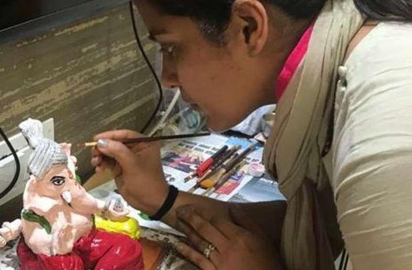 GANPATI MAHOTSAV: माटी के गणेश को देंगे आज भावभीनी विदाई