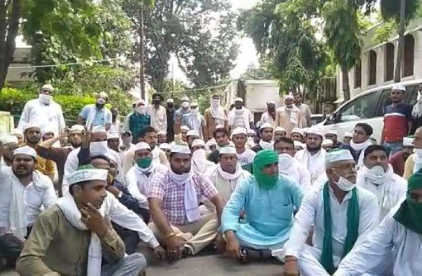 किसानों ने सरकार के खिलाफ खोला मोर्चा, इन मांगों के पूरी नहीं होने पर बड़े आंदोलन की चेतावनी