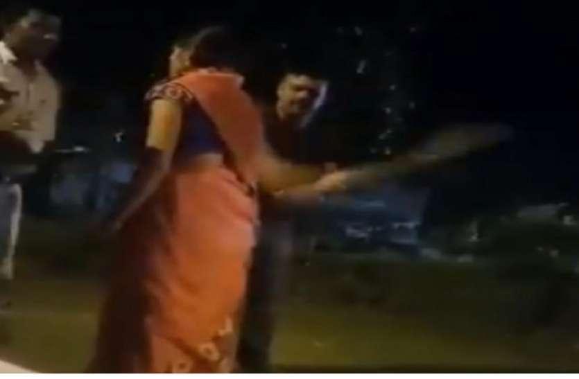 MP पुलिस का खौफनाक चेहराः मुकदमा दर्ज कराने की गई दलित महिला को थाने में पीटा