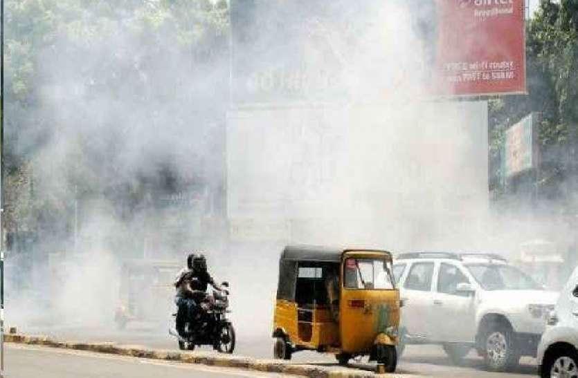 यूपी के 15 शहरों में प्रदूषण रोकने को लग सकती हैं यह पाबंदियां, यूपीपीसीबी ने तैयार किया प्लान