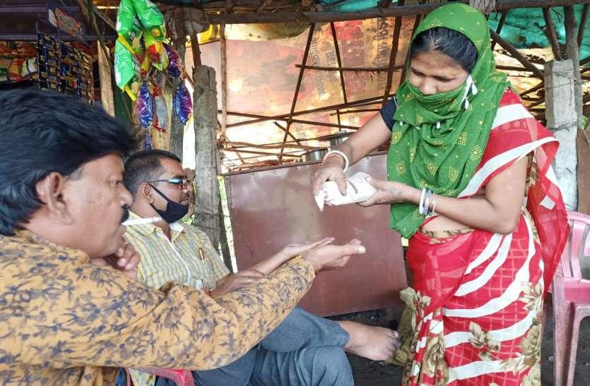 जागरूकता: पहले सैनिटाइज हो, फिर मिलेगी नानी की चाय
