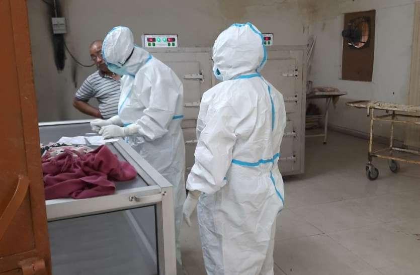 Corona update जिला में मिले122 कोरोना संक्रमित मरीज, दो की मौत