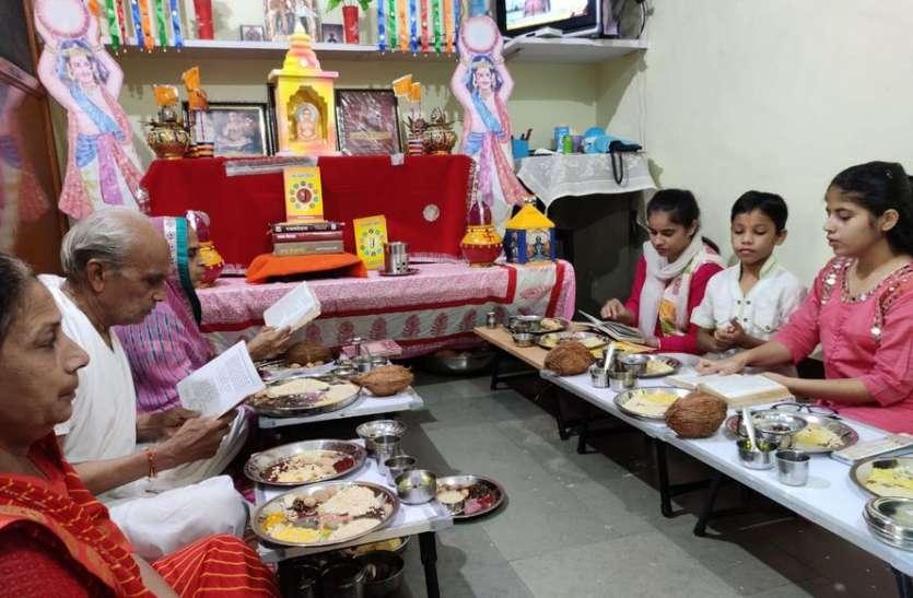 दशलक्षण पर्व के तहत उत्तम शौच धर्म दिवस मनाया